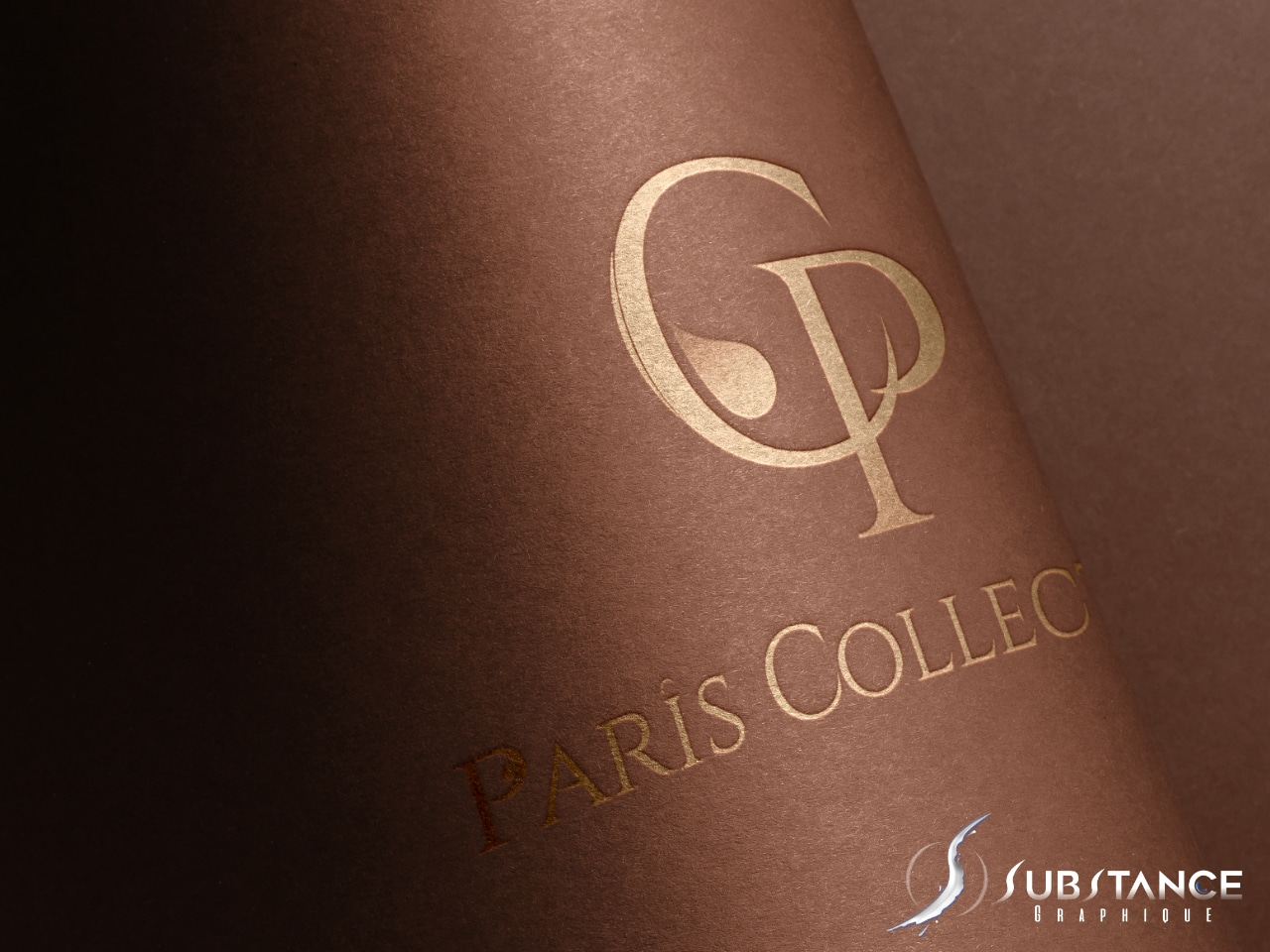 Logo Paris Collection